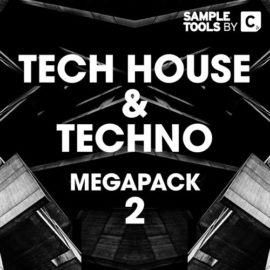 Cr2 Records Tech and Techno Megapack Vol.2 WAV MiDi LENNAR DiGiTAL SYLENTH1 REVEAL SOUND SPiRE