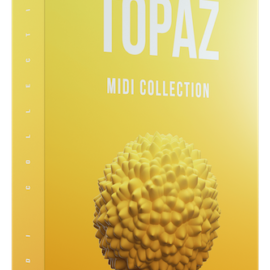 Cymatics Topaz MIDI Collection