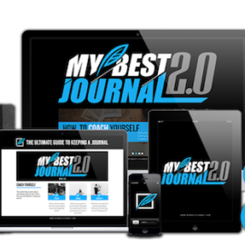 MyBestJournal 2.0 – The Ultimate Guide to Keeping A Journal Free Download
