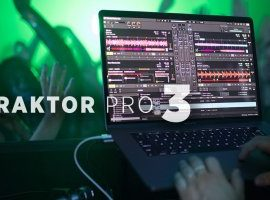 Native Instruments Traktor Pro v3.2.0 CSE Free Download