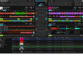 Native Instruments Traktor Pro v3.2.0.60 Free Download [WIN-MAC]