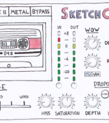 Sketch Cassette v1.0 [WIN-MAC]