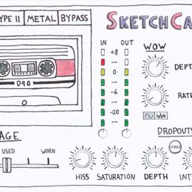 Sketch Cassette v1.0 [WIN-MAC]