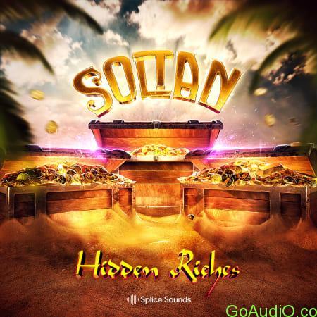 Splice Sounds Soltan Sample Pack vol.2 WAV free download