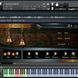 Voices Of Ancient India KONTAKT