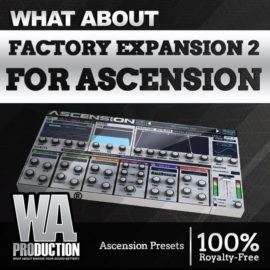W.A.Production Factory Expansion 2 For Ascension