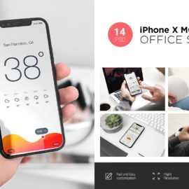 CM – iPhone X Mock-Up s 2150117