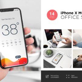 CM – iPhone X Mock-Up s 2150117