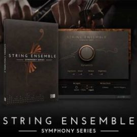 Native Instruments Symphony Series String Ensemble v1.4.1 WIN UPDATE ONLY