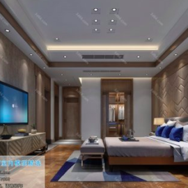 Modern Style Bedroom 44 (2019) Free Download