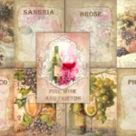 Printable Backgrounds Sun Sea and Wine 1629593 Free Download
