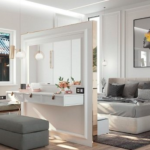 Modern Apartment Interior By Ti Free Download