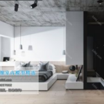 Modern Style Bedroom 59 (2019) Free Download