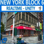 NYC Block #6 Unity Free Download