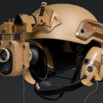 Tactical Helmet With Night Vision Goggles 3D Model Free Download