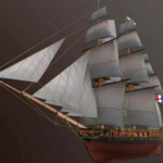 FRENCH CORVETTE CREOLE Free Download
