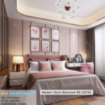 Modern Style Bedroom 68 (2019) Free Download