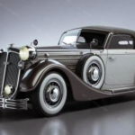 1937 Horch 853 A Sport Cabriolet