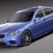 BMW M5 2014 F10 sedan 3D Model