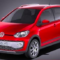 Volkswagen Cross Up 2016 3D Model