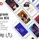Videohive Instagram Stories V6 22195723 Free Download