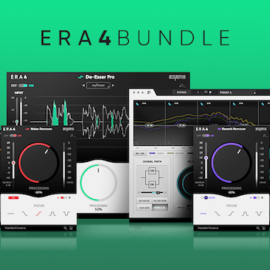 Accusonus ERA Bundle Pro v4.0.0 [WIN]
