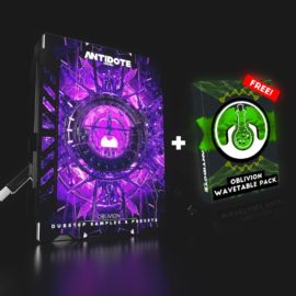 Antidote Audio Oblivion WAV Synth Presets Ableton Live DAW Templates