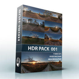 Hdri Hub – HDR Pack 001 Meadow