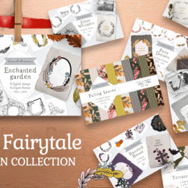 Inkydeals The Fairytale Garden Collection Free Download