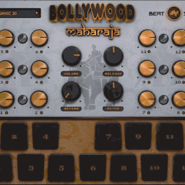 Bollywood Maharaja Drums v1.2 [WIN-MAC]