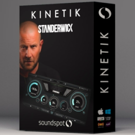 SoundSpot Kinetik v1.0.1 [WIN-MAC]