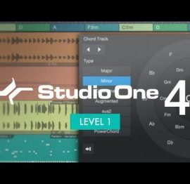 Sonic Academy How To Use Studio One V4 Beginner Level 1 TUTORiAL