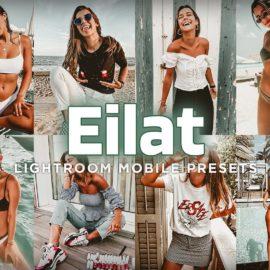 CreativeMarket – 7 Mobile Lightroom Presets Eilat 4059225 Free Download