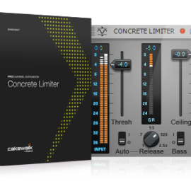 Cakewalk ProChannel Concrete Limiter v1.0.2 [WIN]