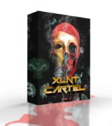 Xlntsound Cartel Vol. 2 (Hybrid Trap/Future Bass Sample Pack + Serum Presets)