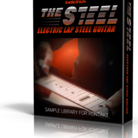 Indiginus The STEEL Electric Lap Steel Guitar
