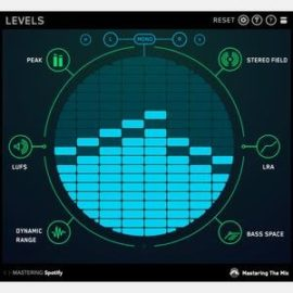 Mastering The Mix LEVELS v2.0.1 [WIN-MAC]