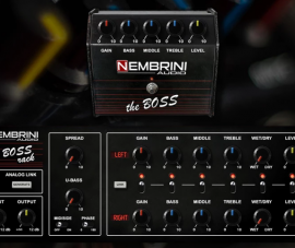 Nembrini Audio The Boss Bundle v1.0.1 [WIN]