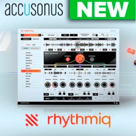 Accusonus Rhythmiq v1.0.3 [WiN-MAC]