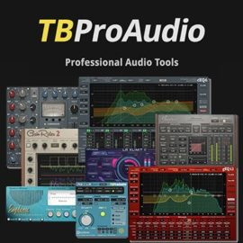 TBProAudio Plug-in Bundle v05.10.2019 [Mac OS X]