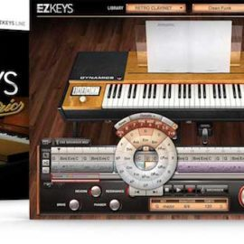Toontrack EZkeys Retro Electrics v1.0.0 [WIN-MAC]