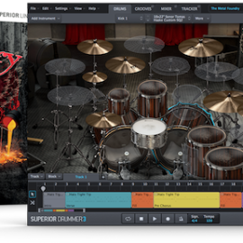 Toontrack SDX Metal Foundry v1.5.0 / v1.0 [WIN-MAC]