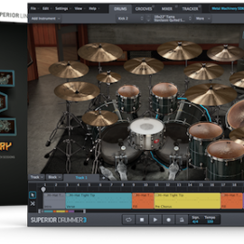 Toontrack SDX Metal Machinery v1.5 [WiN]