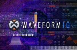 Tracktion Software Waveform 10 Pro v10.3.4 [WIN]