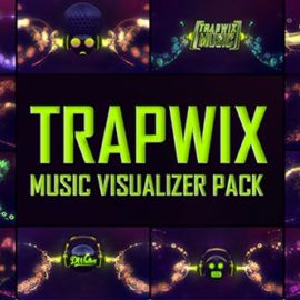 Videohive TrapWix Music Visualizer Pack