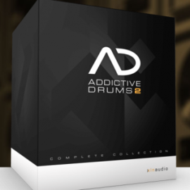 XLN Audio Addictive Drums 2 Complete v2.1.9 [WIN-MAC]