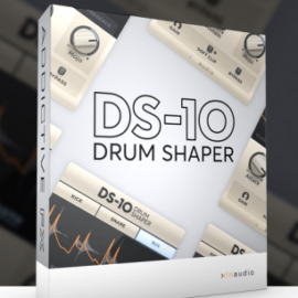 XLN Audio DS-10 Drum Shaper v1.0.5 [WIN-MAC]