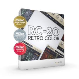 XLN Audio RC-20 Retro Color v1.0.5 [WIN-MAC]