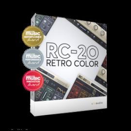 XLN Audio RC-20 Retro Color v1.0.5 [WIN-MAC]