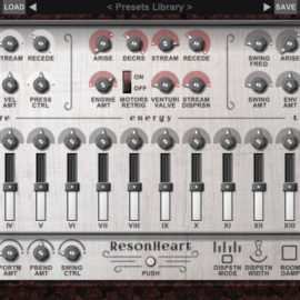 Xhun Audio ResonHeart v1.0.0 [WIN-MAC]